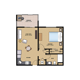 Beech Floor Plan Preview