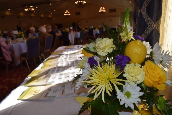 Flowers at Spring Soiree