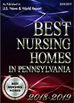 US News Best Nursing Homes Logo