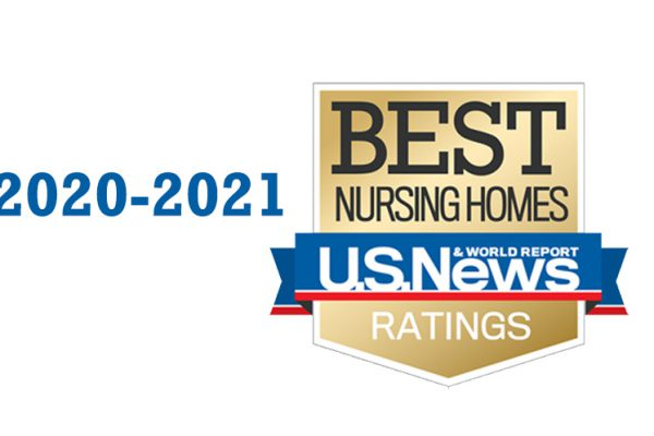 2020-21 Best Nursing Homes logo
