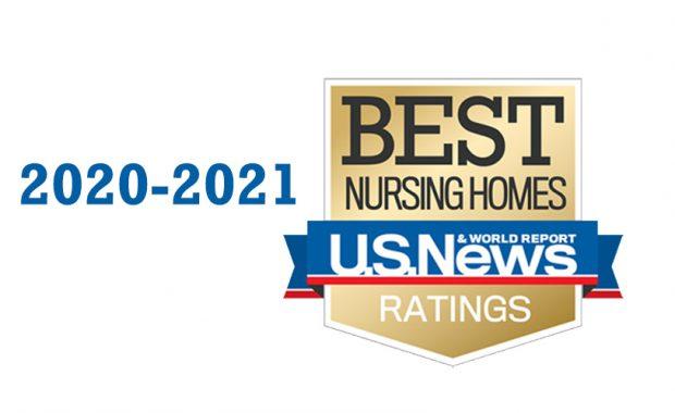2020-21 Best Nursing Homes logo