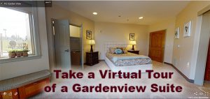 Personal Care Gardenview Suite at the Community at Rockhill